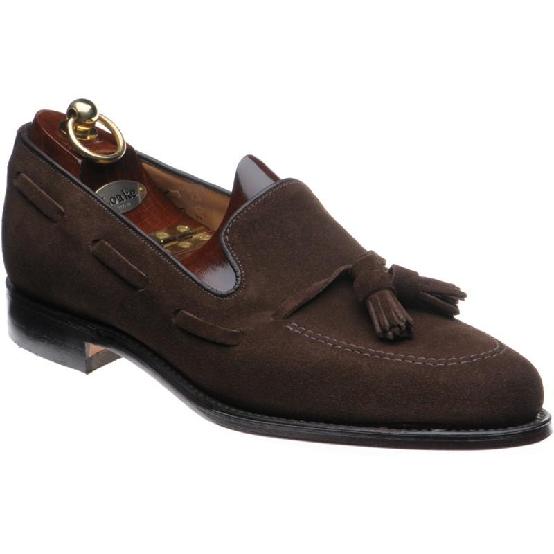Loake Lincoln tasselled loafer