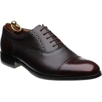 Loake Woodstock semi-brogue