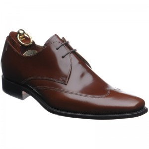 Loake Webster brogue