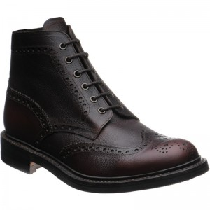 Bedale brogue boot