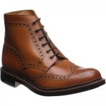 Loake Bedale brogue boot