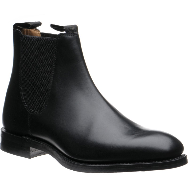 Loake Chatsworth rubber-soled Chelsea boot