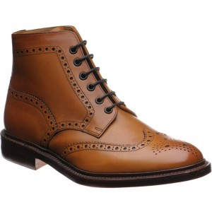 Burford brogue boot