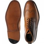 Loake Burford brogue boot