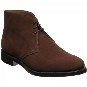 Kempton  (Rubber Sole) Chukka boot