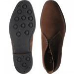 Loake Kempton  (Rubber Sole) Chukka boot