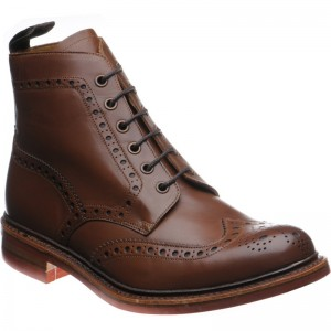 Wharfdale brogue boot