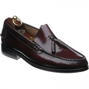 Loake Georgetown tasselled loafer