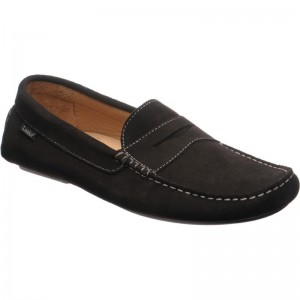 Herbert rubber-soled driving moccasins