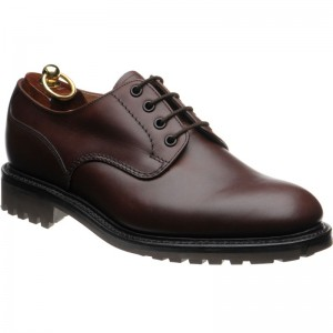 Epsom (rubber Sole) rubber-soled Derby shoes