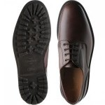 Loake Epsom (rubber Sole) Derby shoe