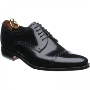 Loake Reeves semi-brogue