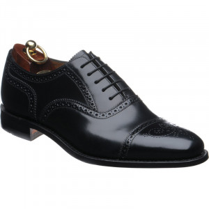 Loake 201 semi-brogue