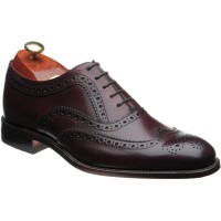 Loake Fearnley brogue