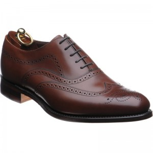 Loake Heston brogue