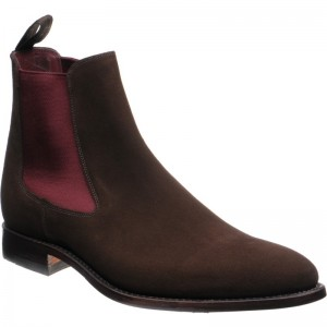 Hutchinson rubber-soled Chelsea boots