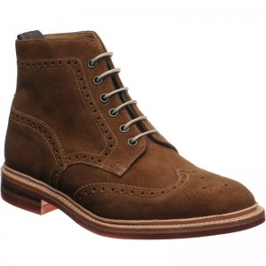 Loake Winchester brogue boot
