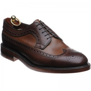 Taunton two-tone brogue