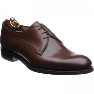 Gable rubber-soled Derby shoes