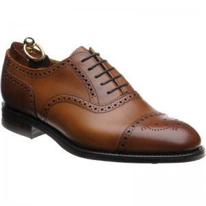 Loake Langdale semi-brogue