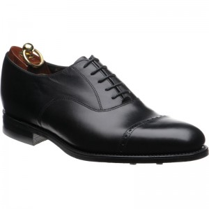 Loake Cadogan rubber-soled Oxfords