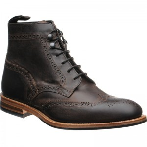 Loake Rimmer brogue boot