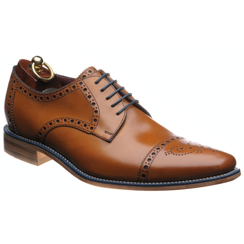 Loake Foley semi-brogue