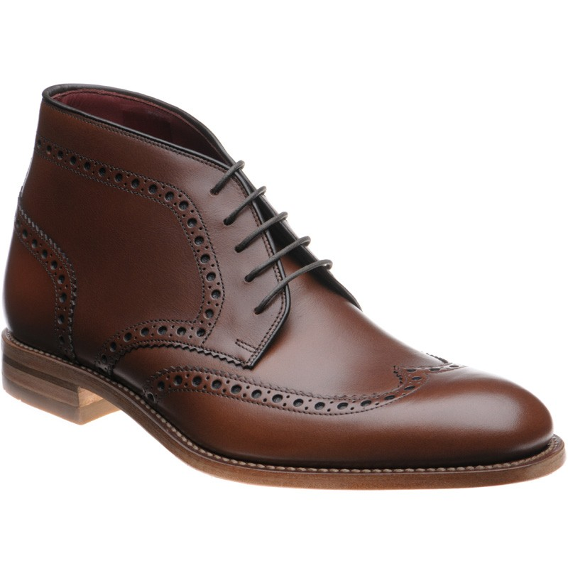 Loake Errington brogue boot