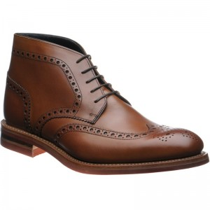 Reading brogue boot