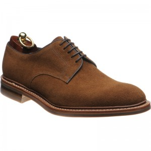 Rowe rubber-soled Derby shoes
