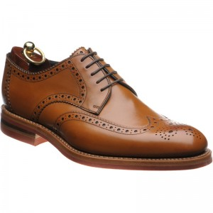 Redgrave rubber-soled brogues