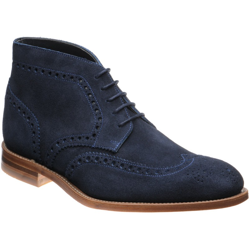 Loake Rogers brogue boots