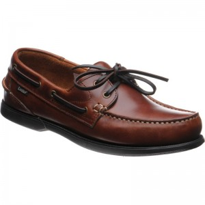 524Ch rubber-soled deck shoes
