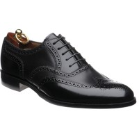 Loake Lowick two-tone brogue