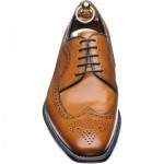 Loake Callaghan two-tone brogue