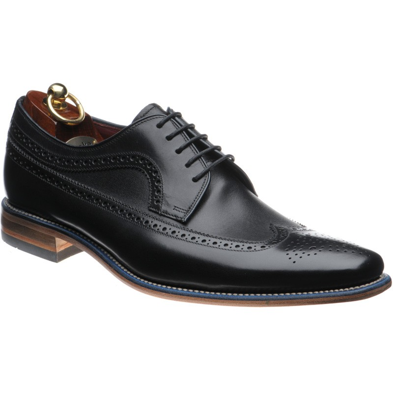 Loake shoes | Loake Design | Callaghan two-tone brogue in ...