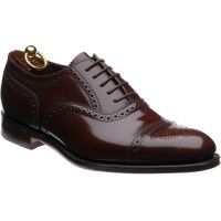 Overton semi-brogue