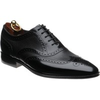 Baskerville two-tone brogue