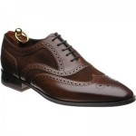 Loake Baskerville two-tone brogue