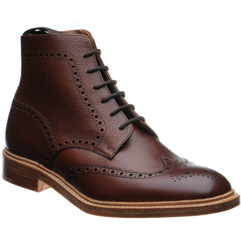 Naseby brogue boot