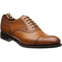 Loake Seaham semi-brogue