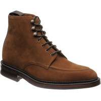 Loake Anglesey rubber-soled boots