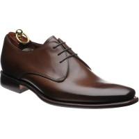 Loake Bressler rubber-soled Derby shoes