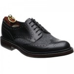 Woburn two-tone brogue