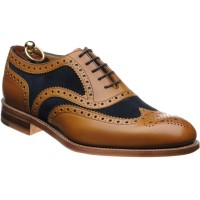 Loake Tarantula two-tone shoe