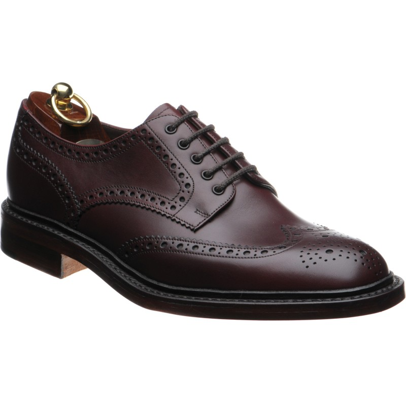 Chester brogue