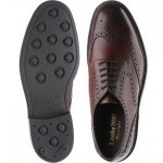 Loake Badminton 2 brogue