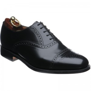 Loake Oban semi-brogue