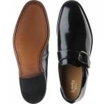 Loake Paisley monk shoe