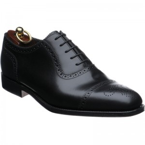 Strand semi-brogue